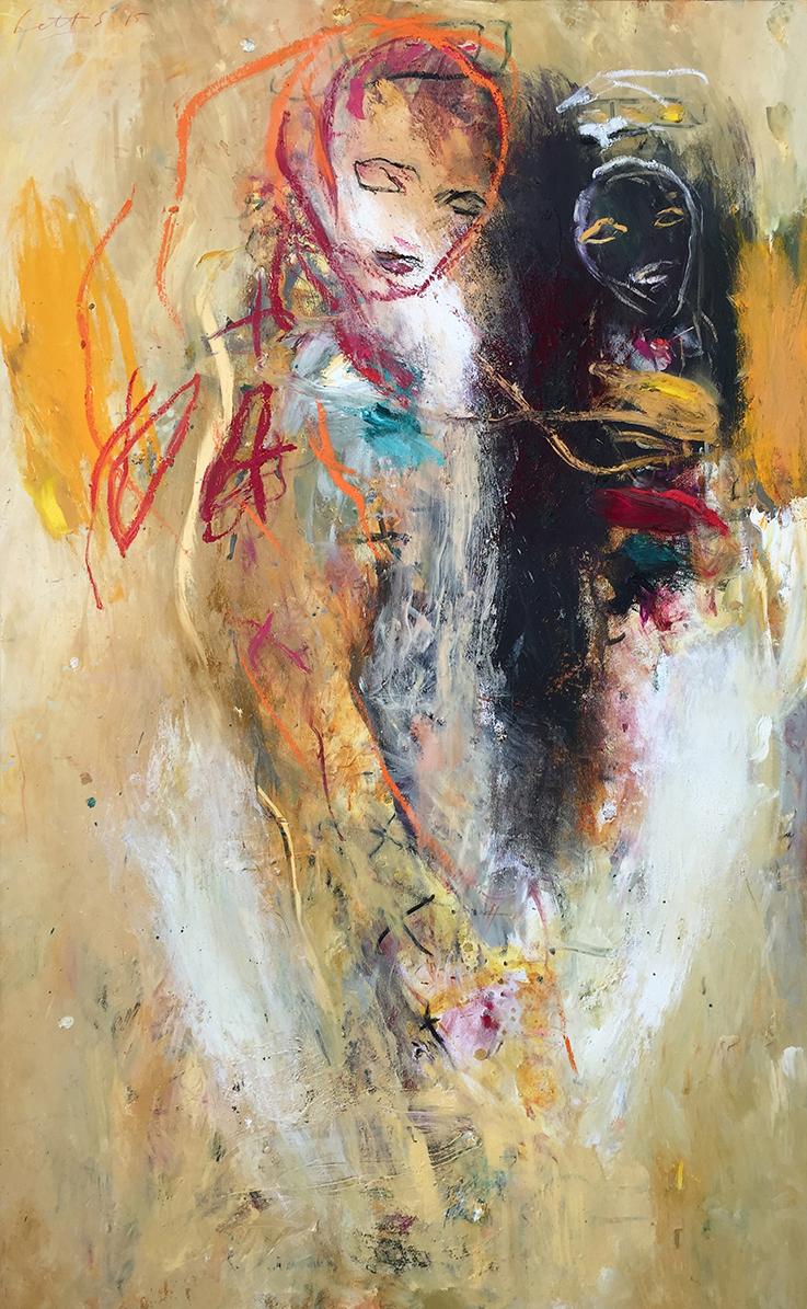 Heather Betts, i Do Wish 100 x 160 cm, available