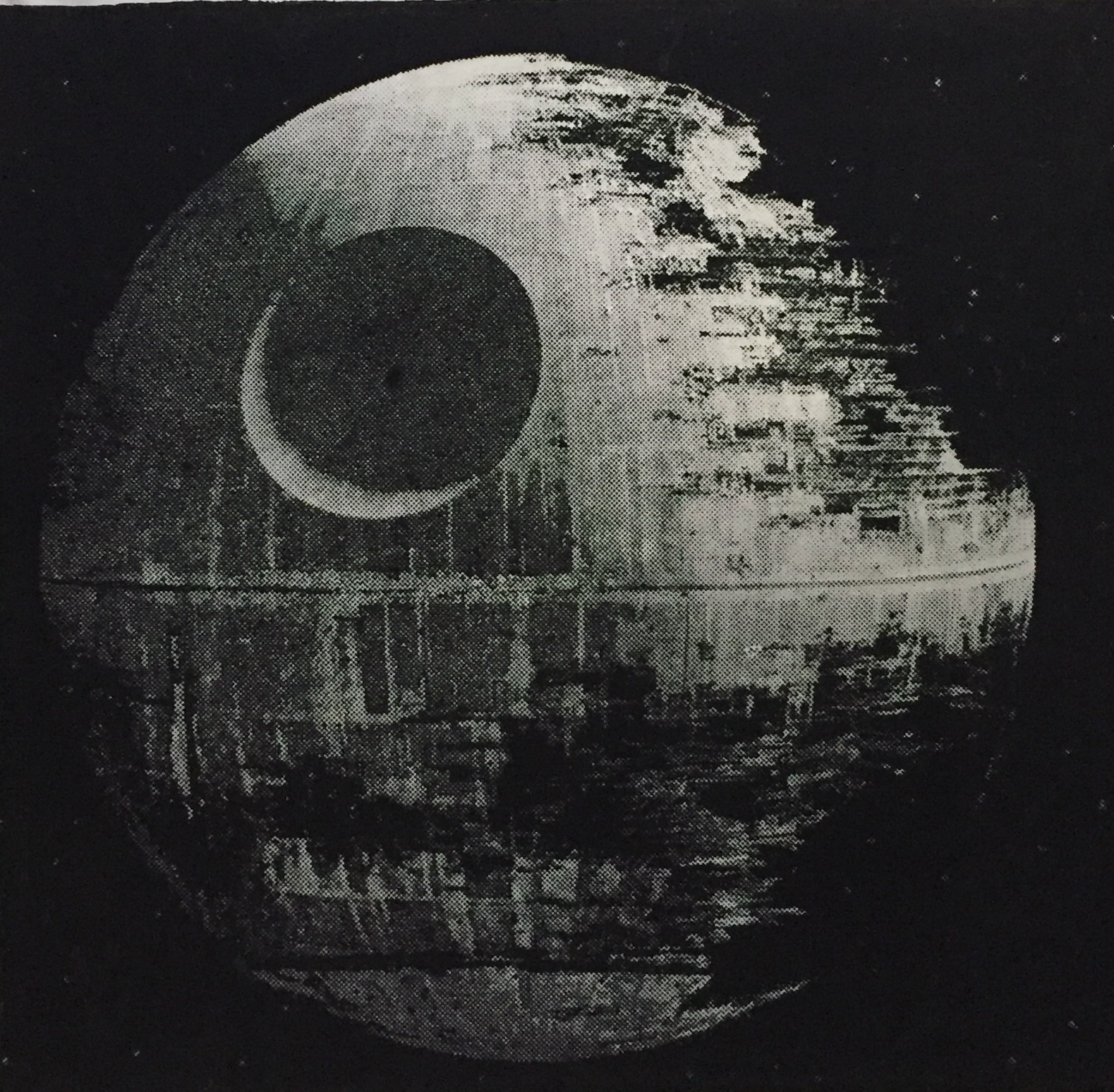 Marc de Jong, Death Star  available