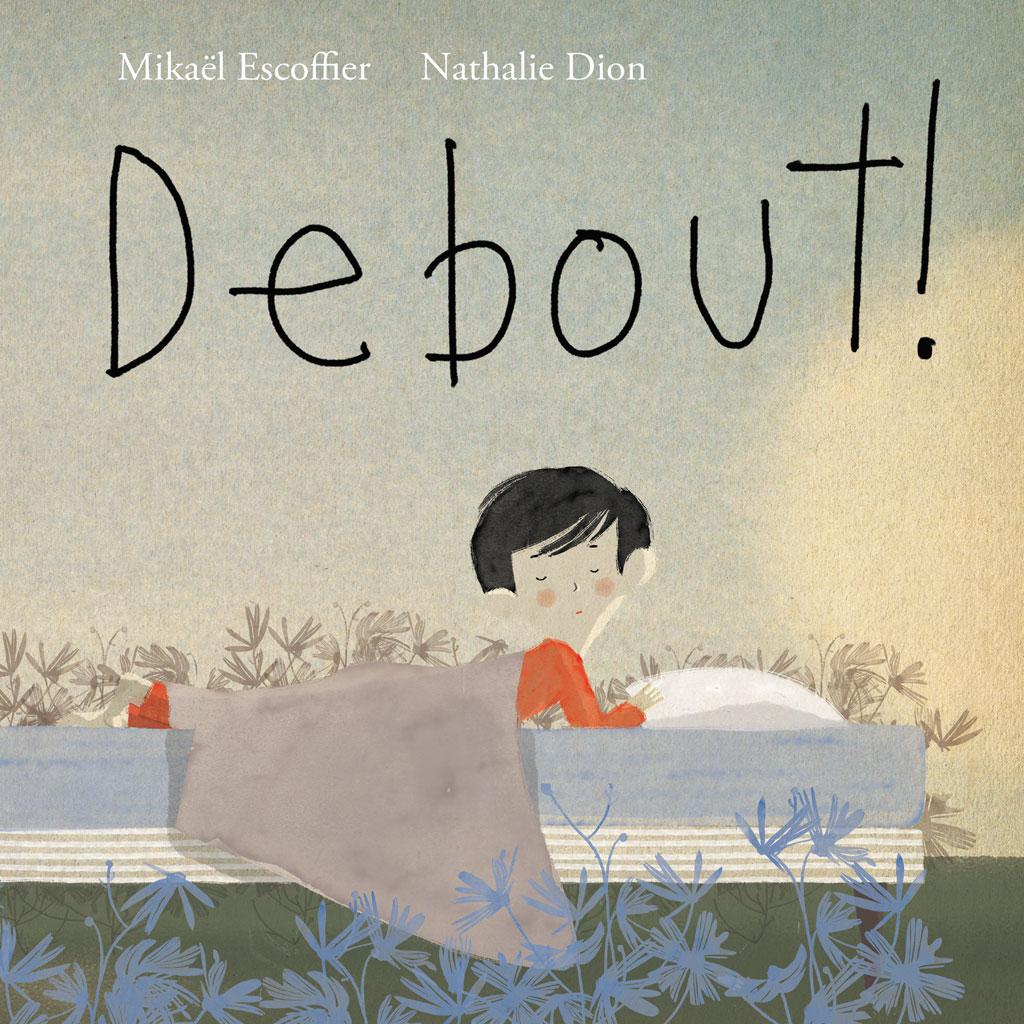 Debout! - Texte de Michaël EscoffierÉditions D'euxPrix: Communication Arts Illustration Annual 20193 X 3 illustration Annual no 15, Mérite