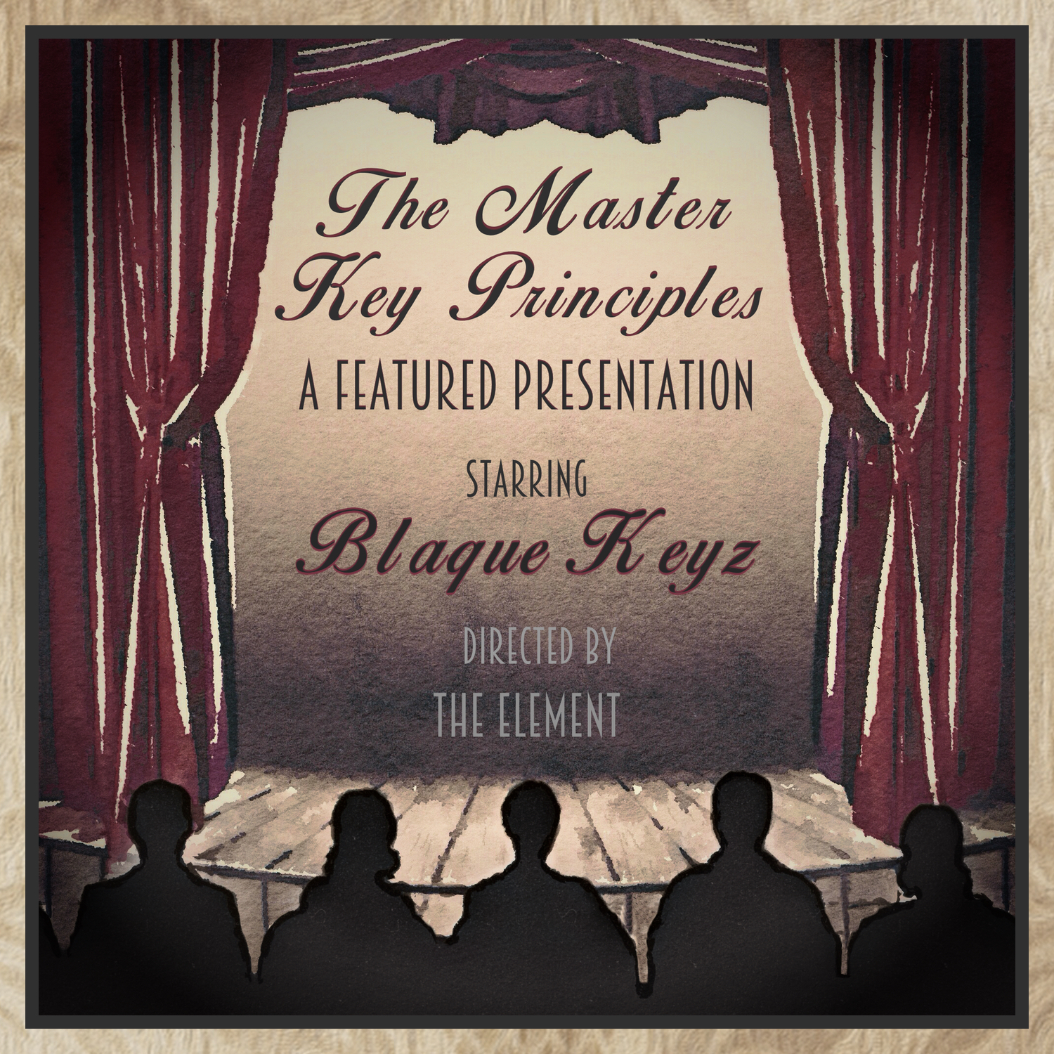 The MasterKey Principles: A Featured Presentation (2015)