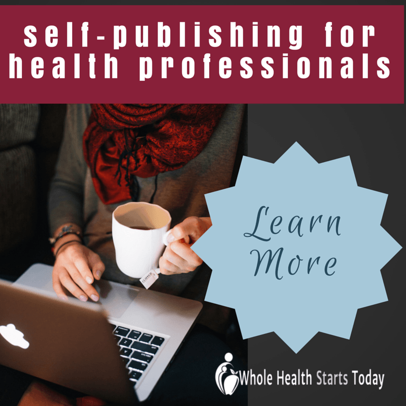 self-publishing-for-health-professionals