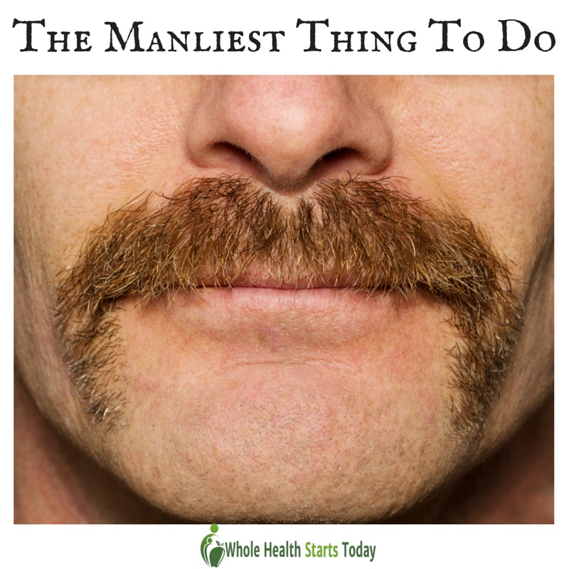 the-manliest-thing-to-do