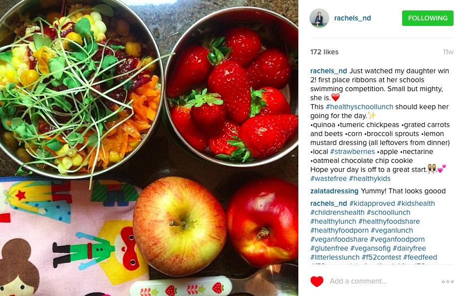 Instagram-Dr-Schwartman-kids-lunch