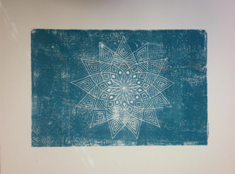 Isabel  Printmaking