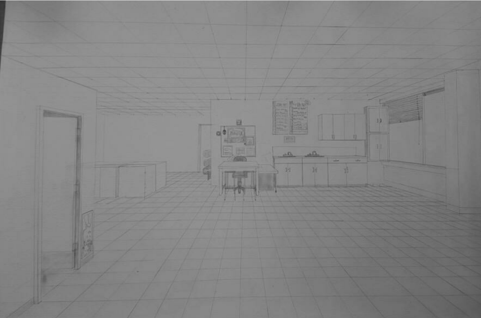 Zivia  One Point Perspective