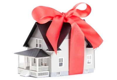 should you gift property before or after you die