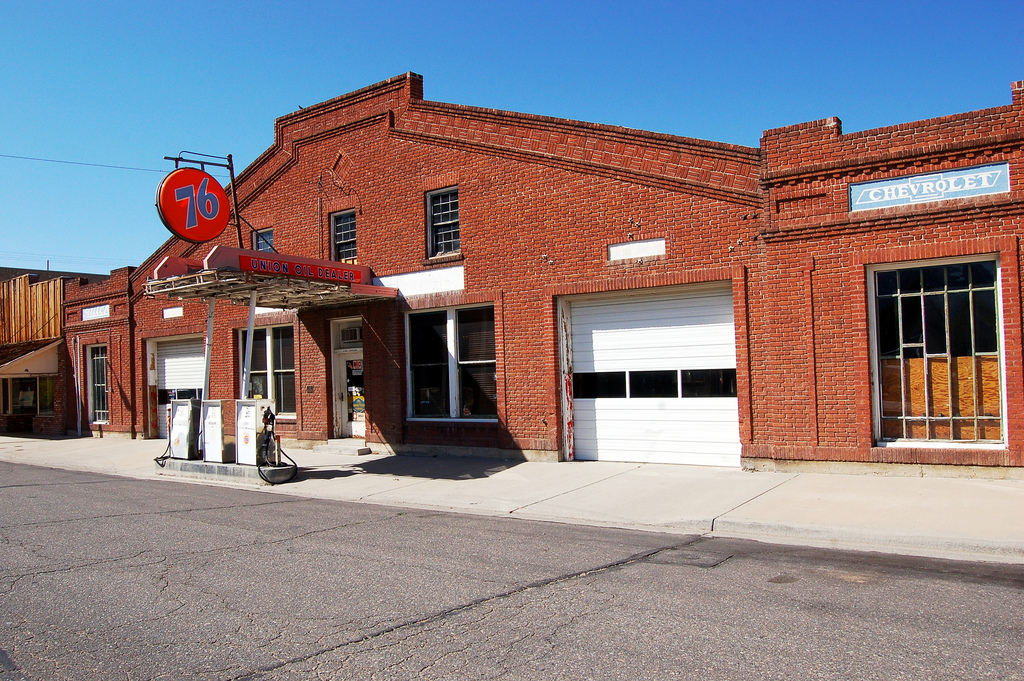 COD Garage: Photo courtesy of Flickr