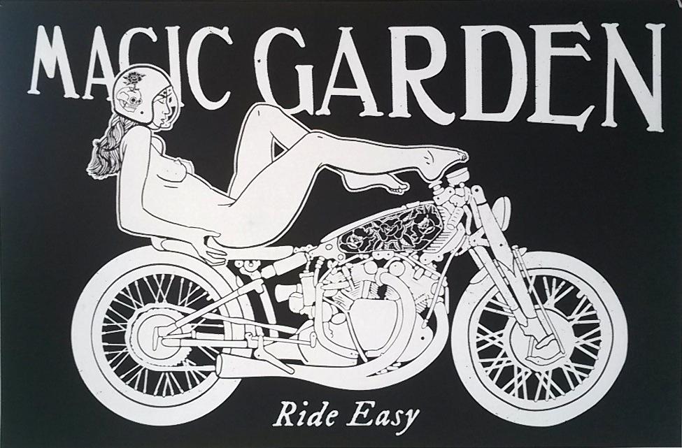 Magic Garden Last Call One Grand Gallery