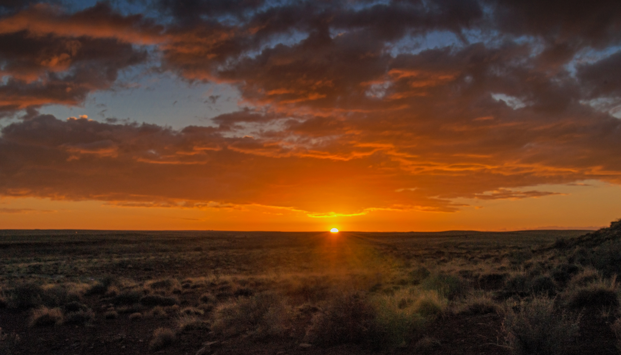 Sunrise, Painted Desert