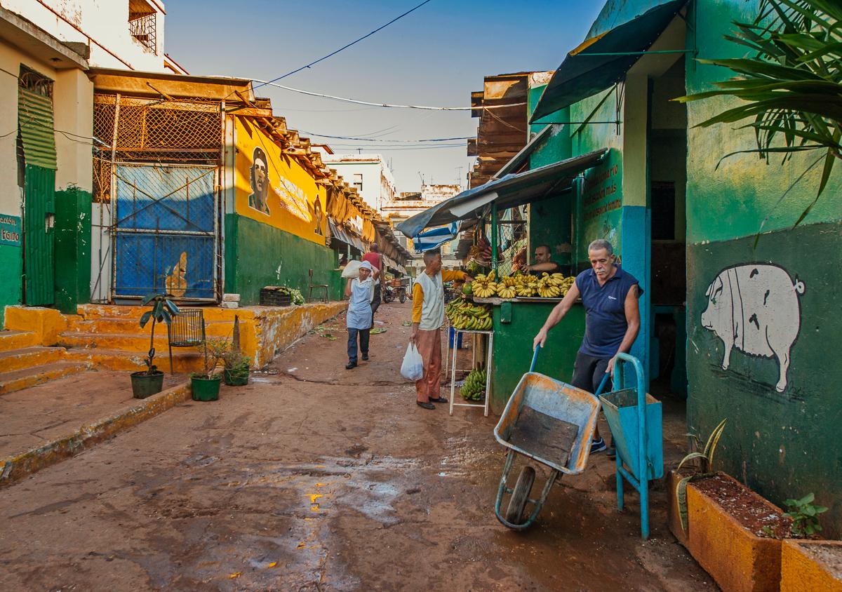 Market Alleyway, Havanan