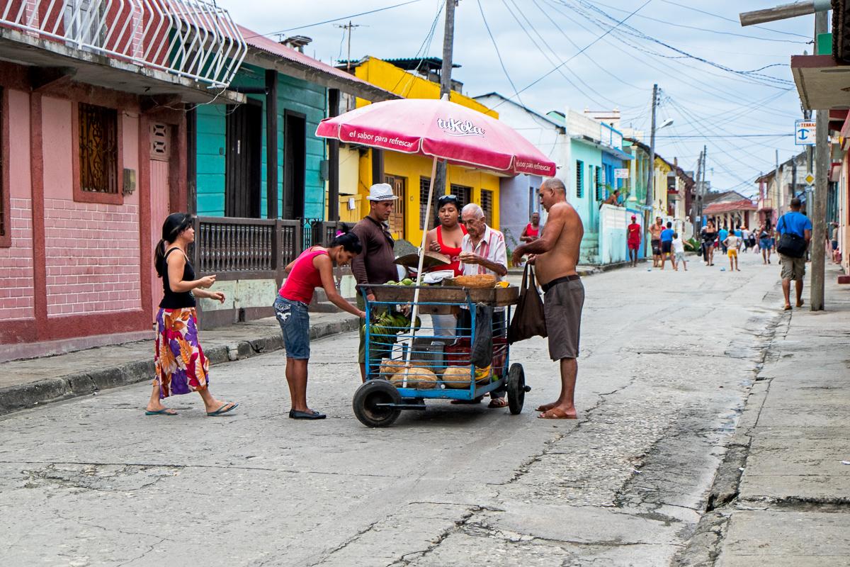 The Life of a Street, Baracoa