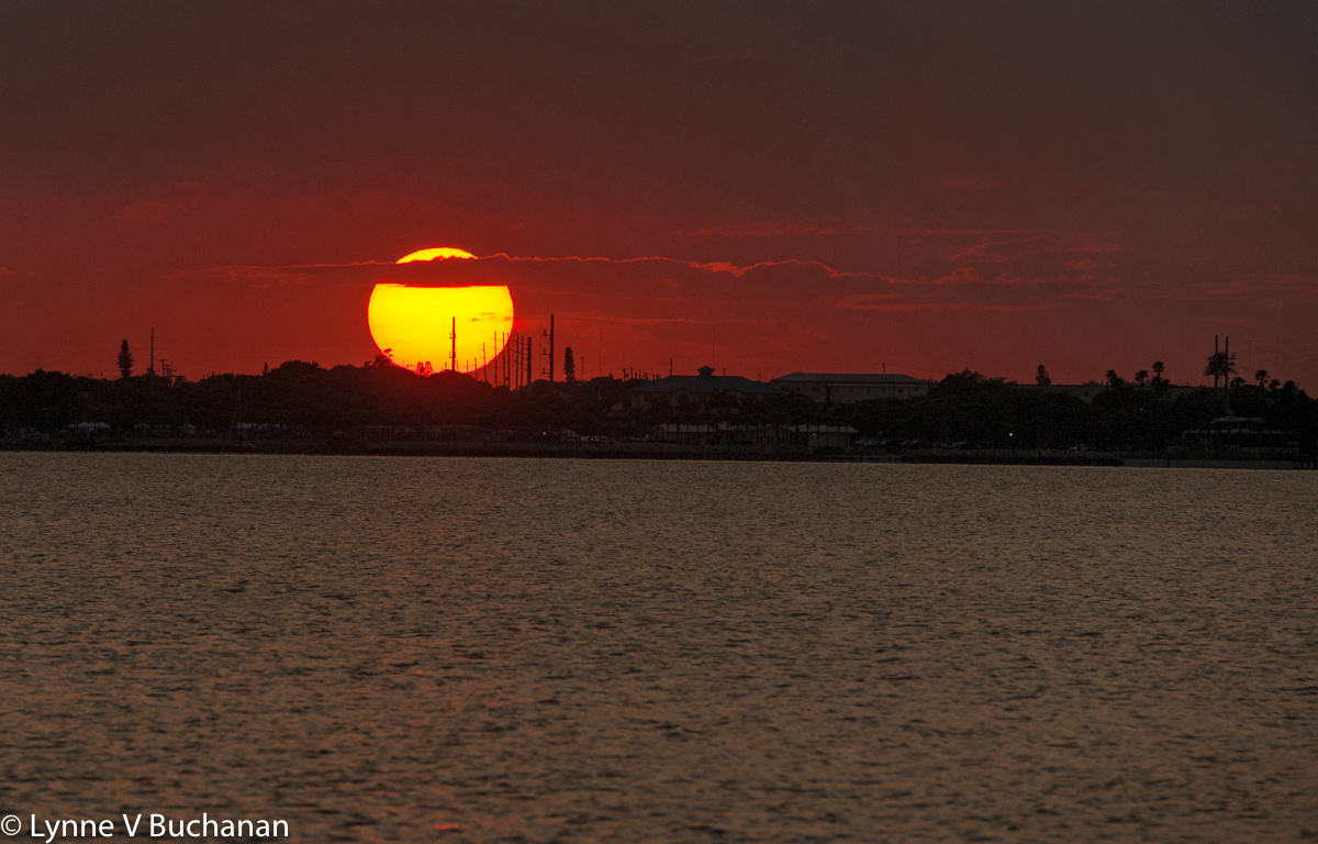 Ball of Fire, Indian River