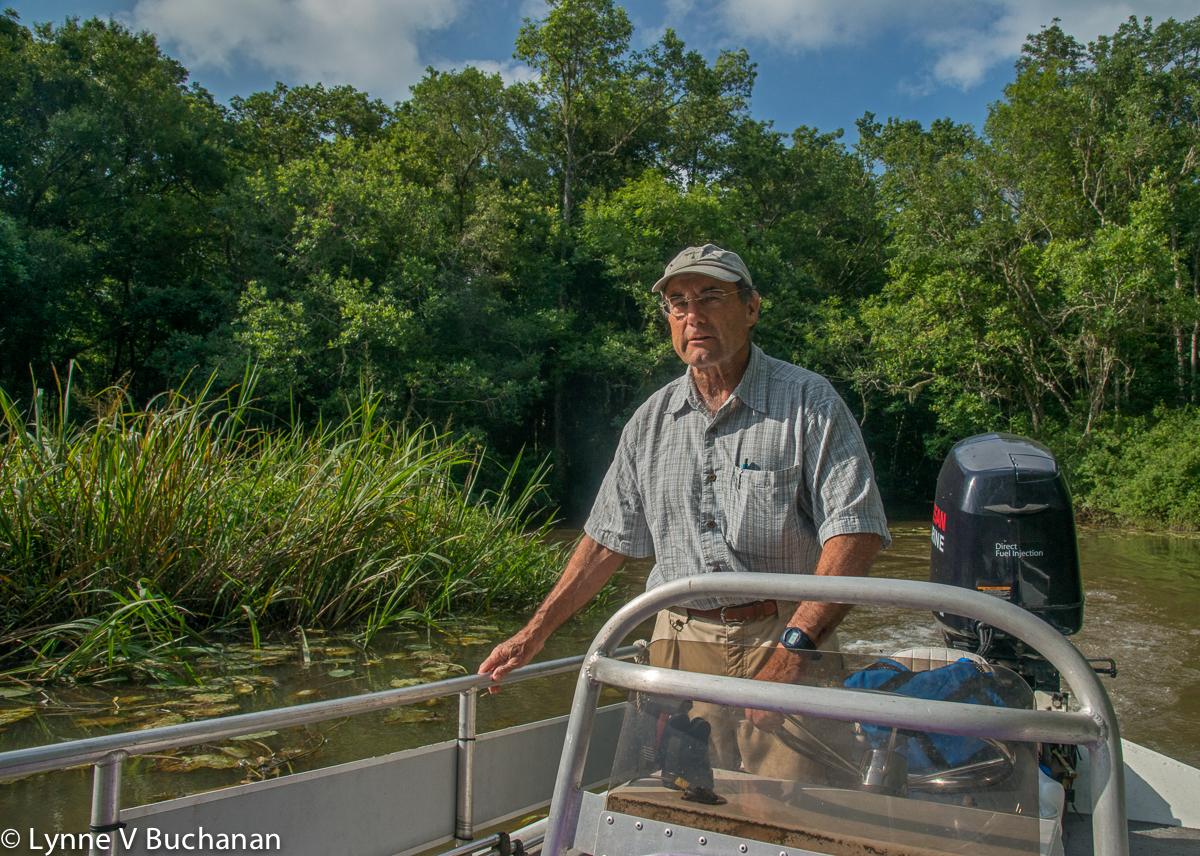 Dan Tonsmiere, Apalachicola Riverkeeper