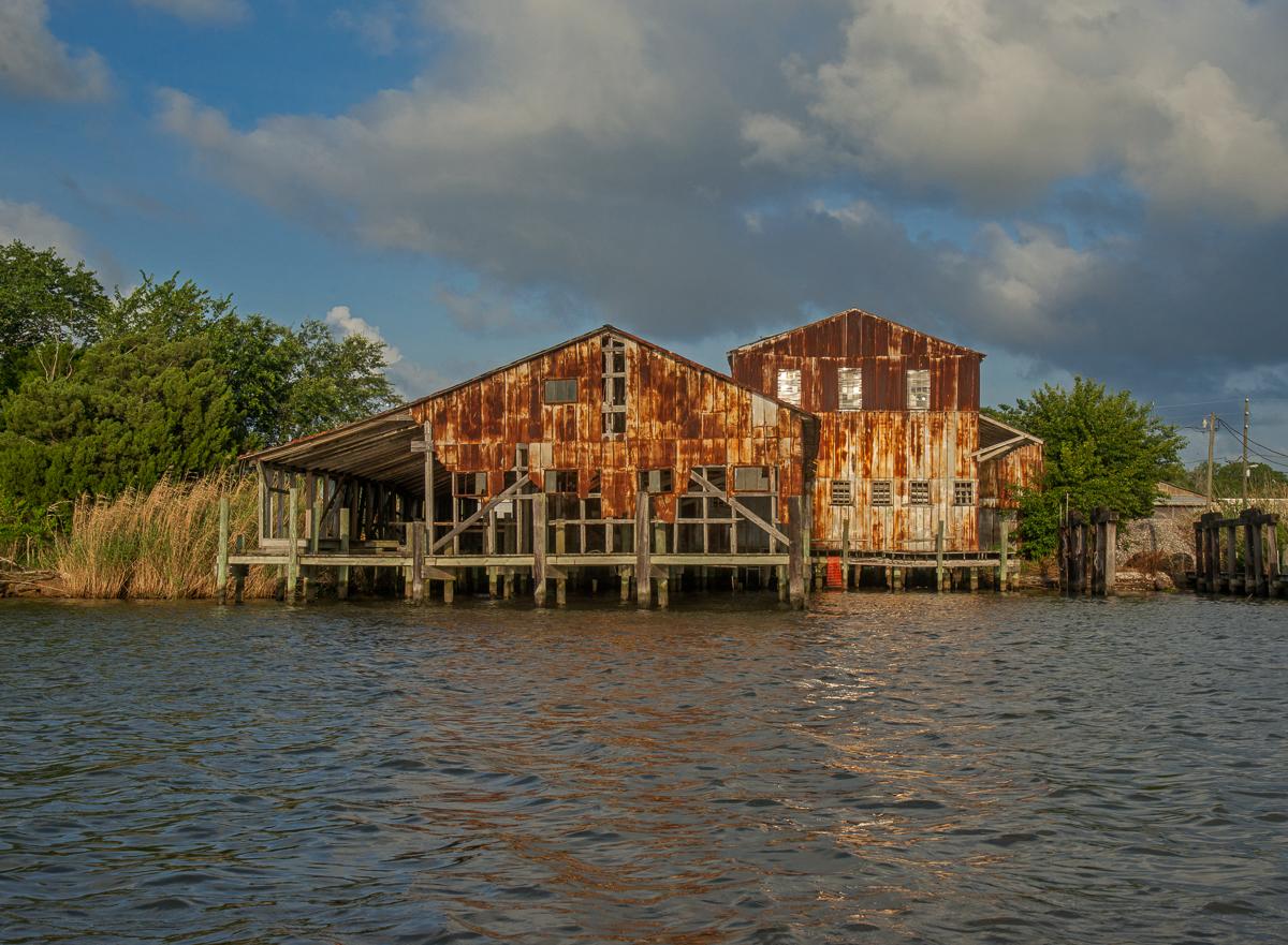 Rusted Waterfront Marina, Apalachicola