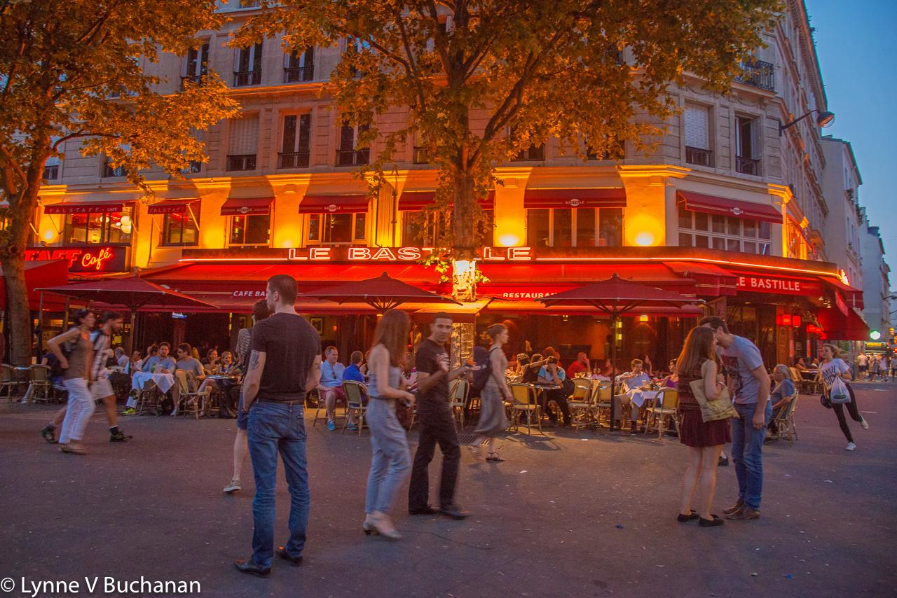 Evenings are Hoppingat La Bastille