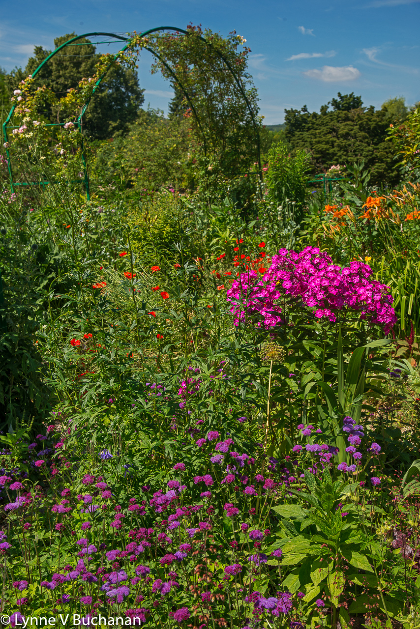 Gardens with Trellis