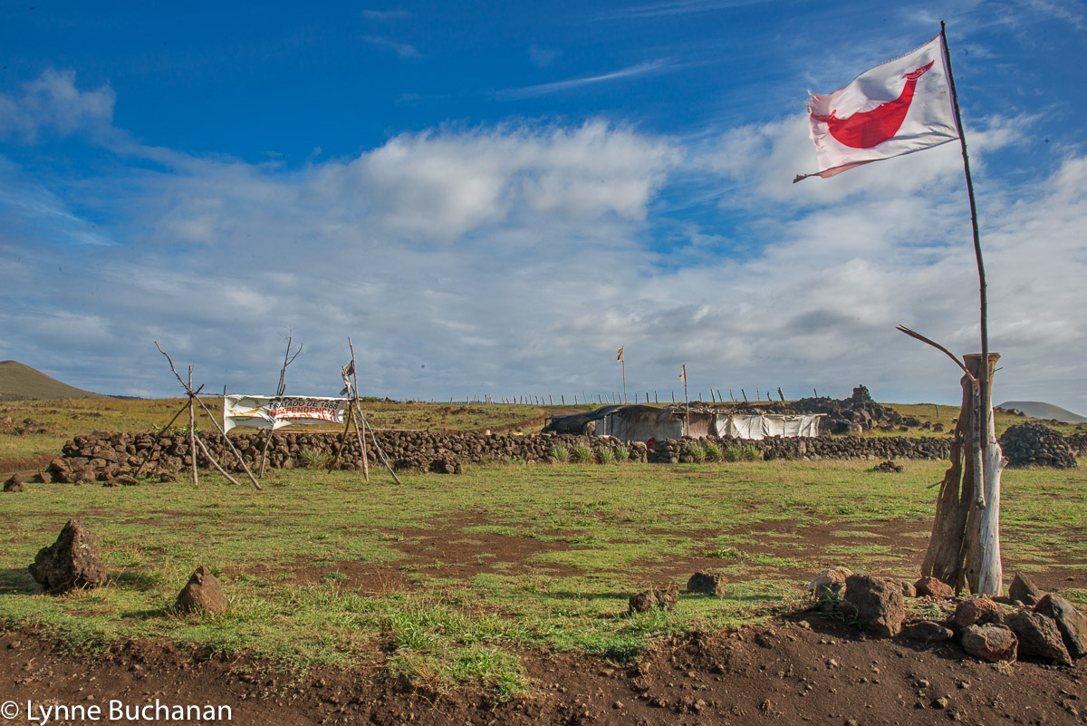 Revolutionary Checkpoint, Easter Island