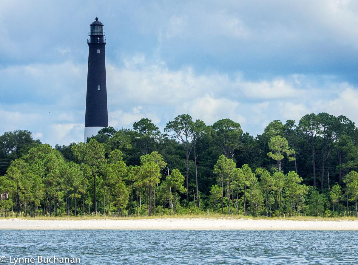 Pensacola Bay Lighthouse