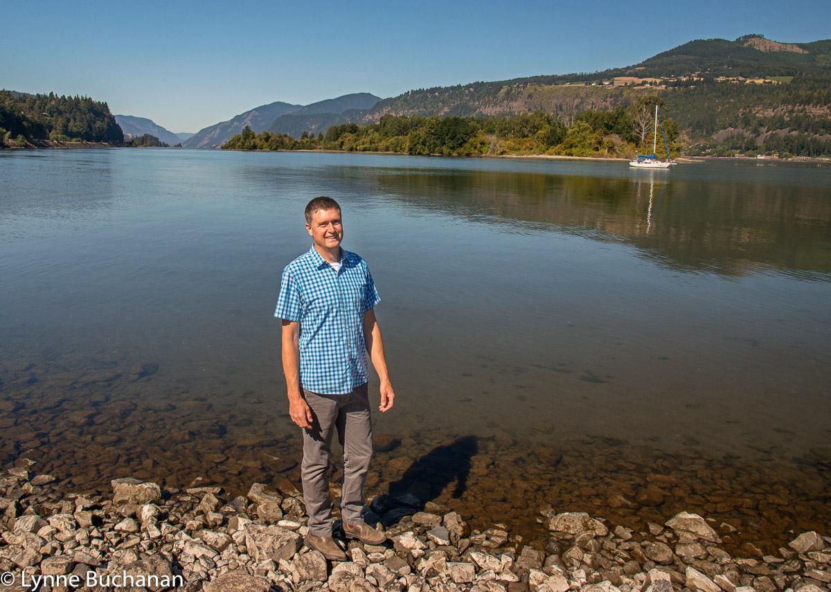 Brett VandenHeuvel, Columbia Riverkeeper