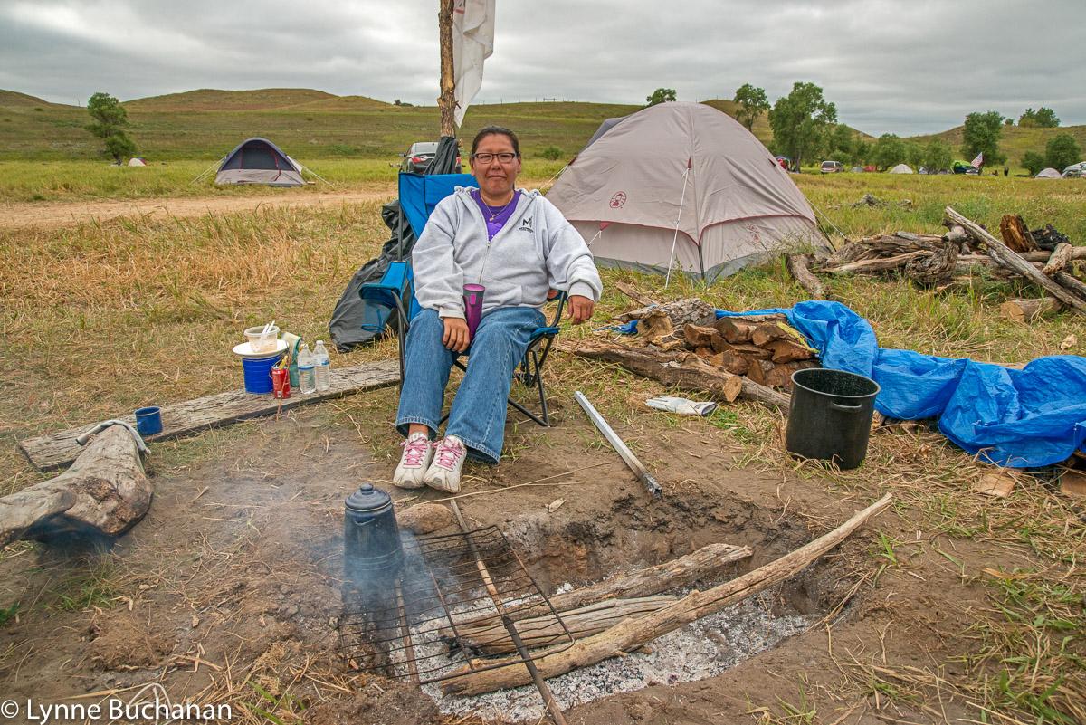 Verona Kapishokowit, Menominee from Wisconsin