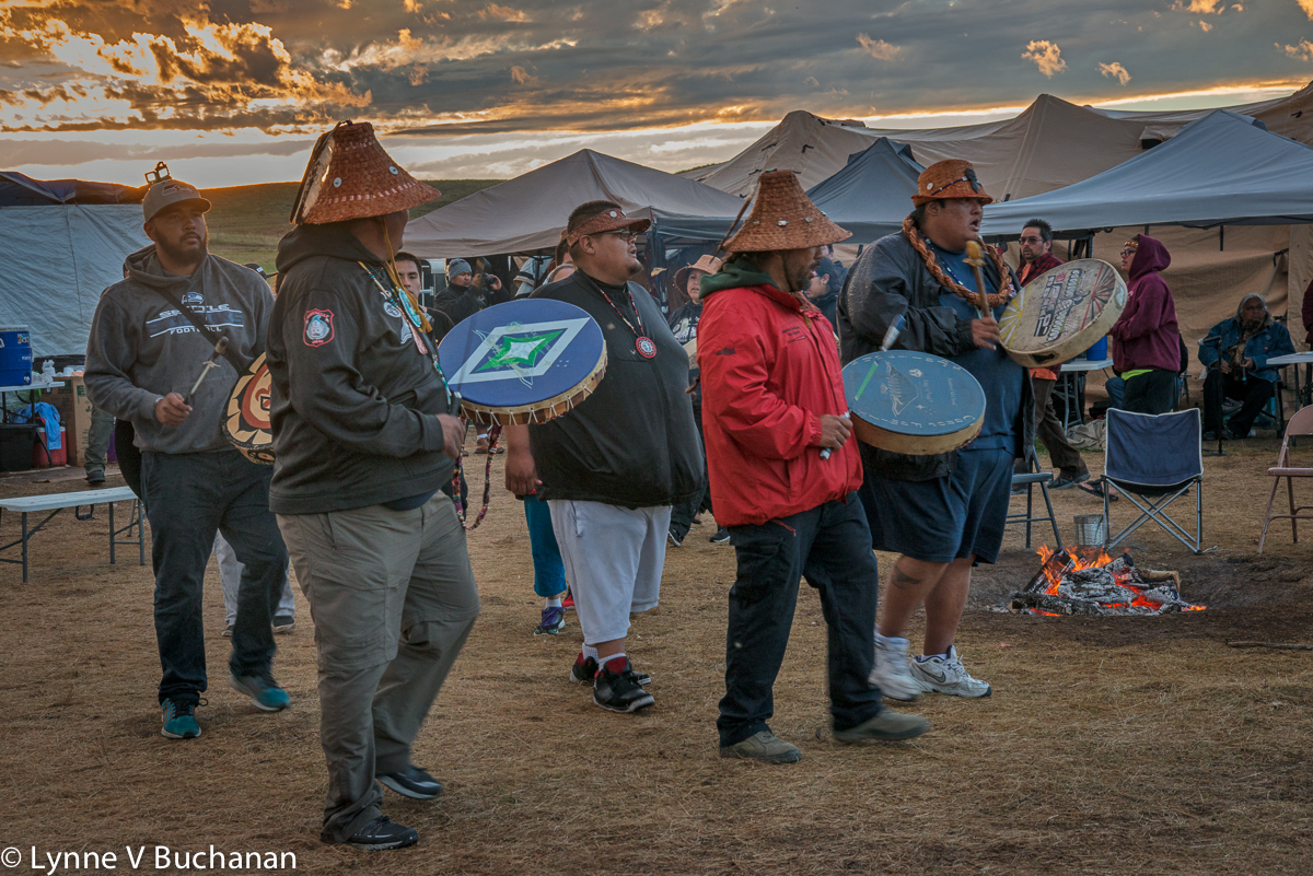 Nisqually Drummers