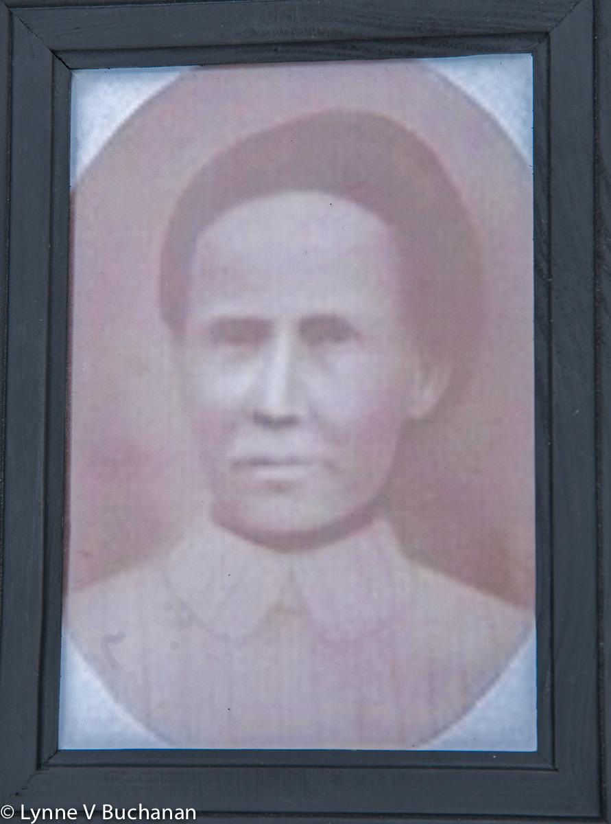 Tina Elmore-Wright's Grandmother Rose Jones