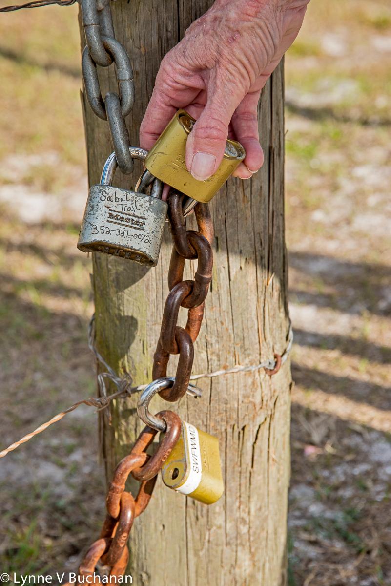 Sabal Trail has their own lock to the Halpata5508.jpg