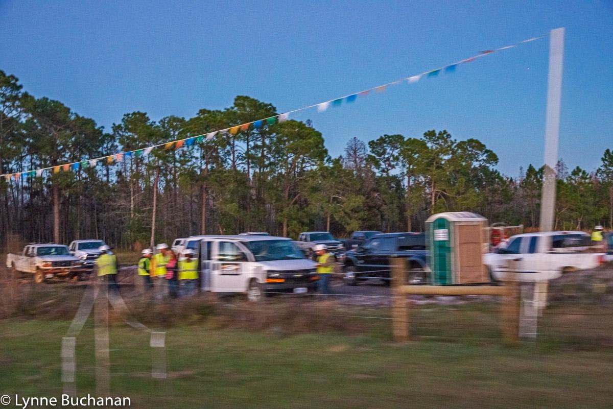 Sabal Trail Construction Site SR 33, Green Swamp