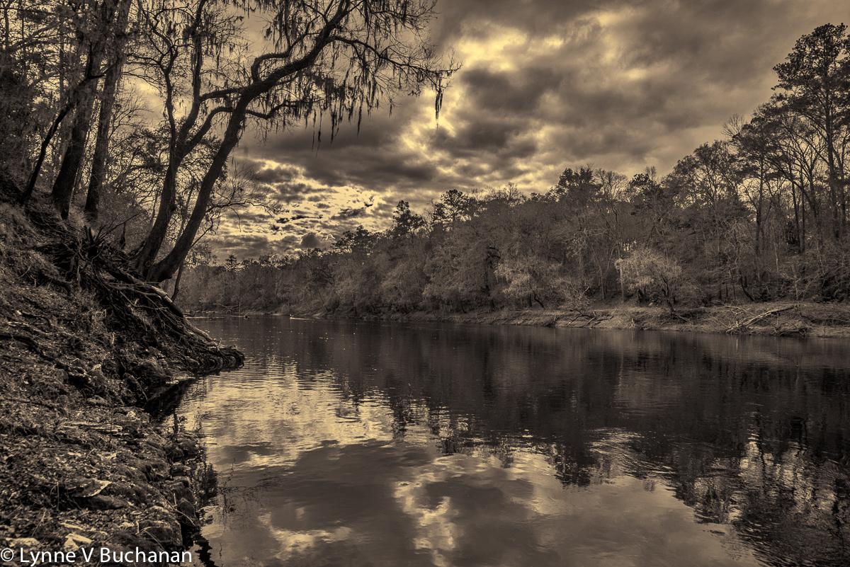 Nostalgic Suwannee River