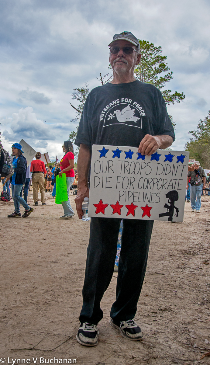 Our Troops Didn't Die for Corporate Profits