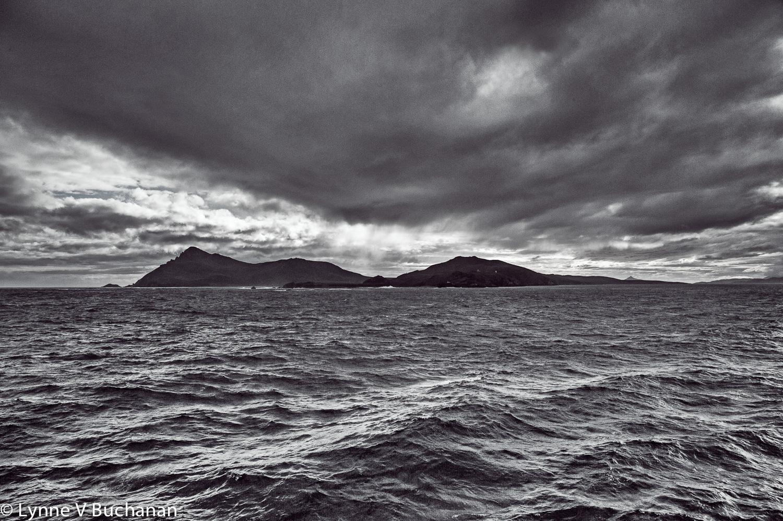 Seas Around Cape Horn