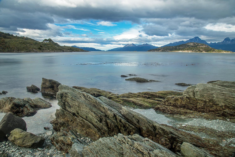 Rocky Coastline, Tierra del Fuego