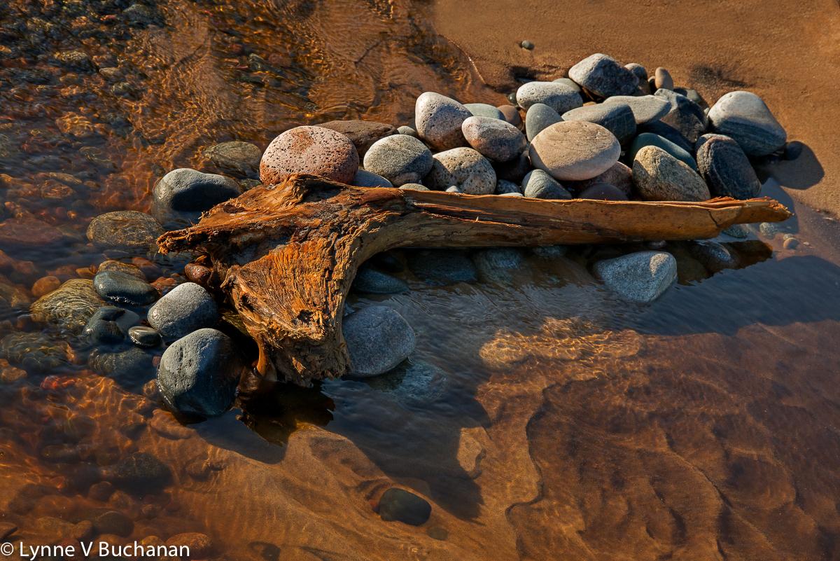 Natural Stone Still Life