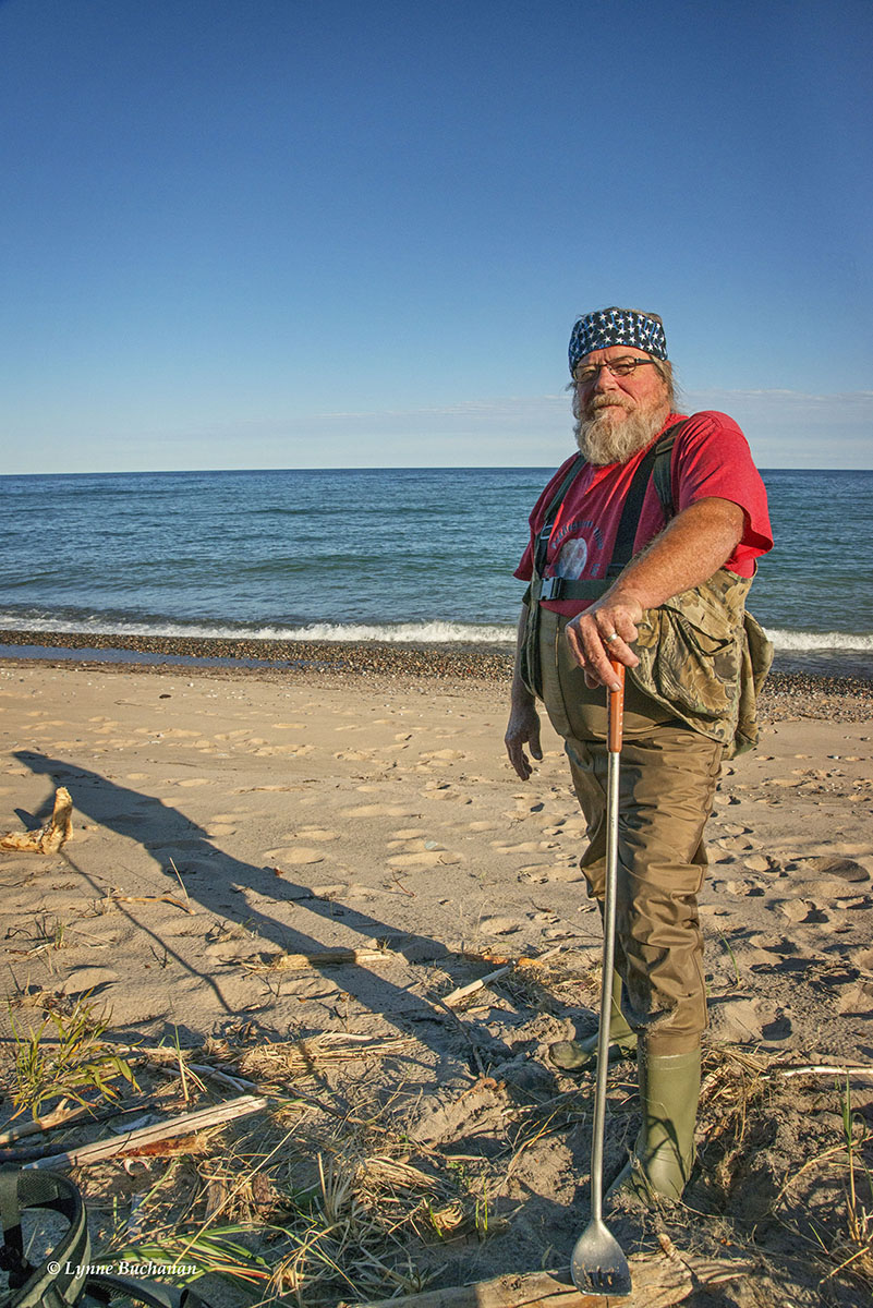 Adrian, Tribal Member, Mackinaw Nations
