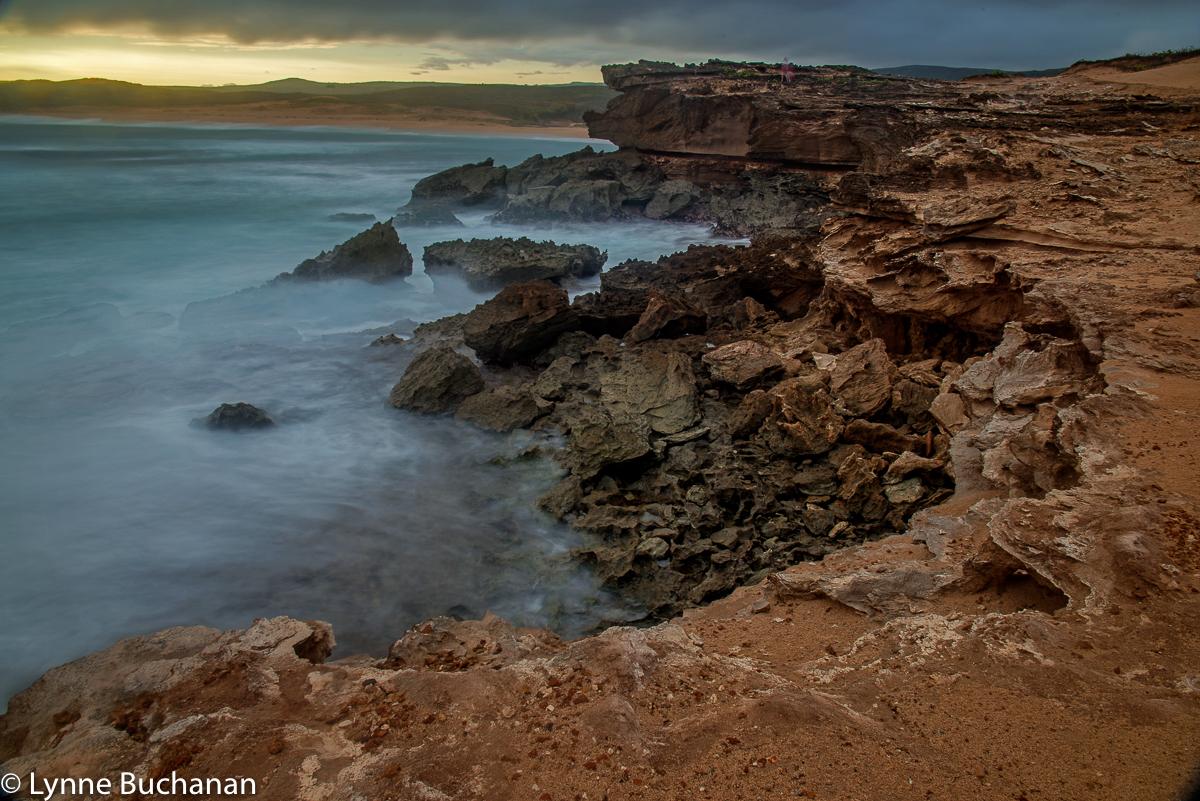 Kaehu Point Rocks