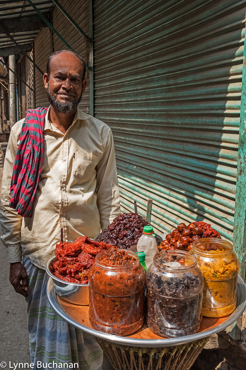 Pickle Vendor, Old Dhaka