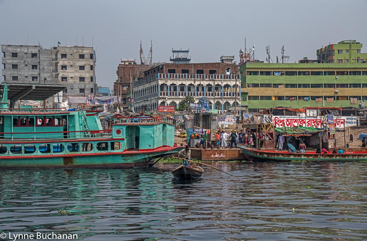 Old Dhaka Landing