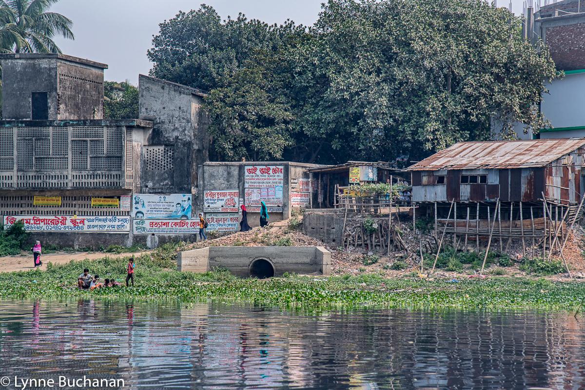 Buriganga River Life Goes On
