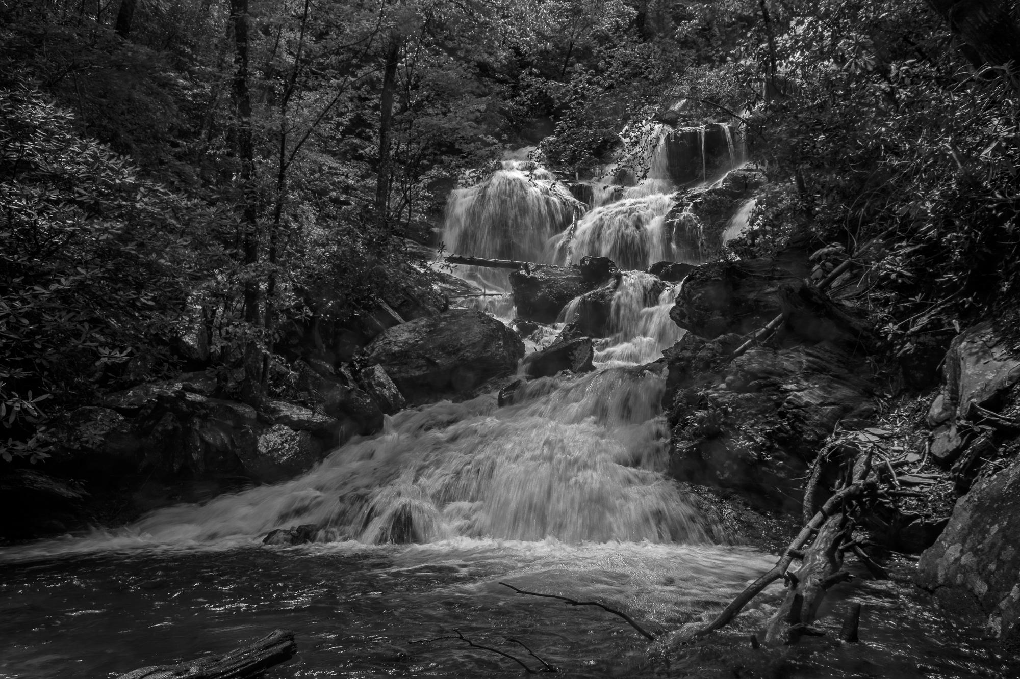 Catawba Falls After the Rains