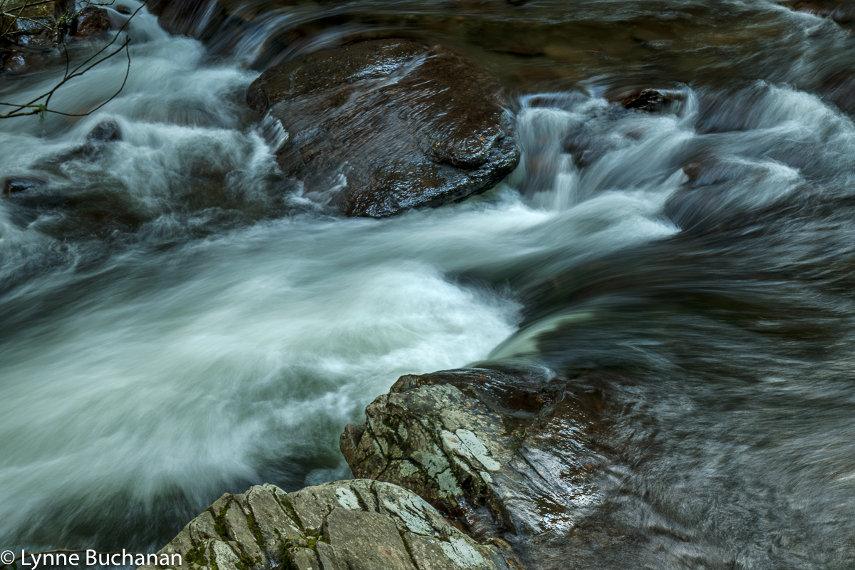 Deep Creek, The Way Through