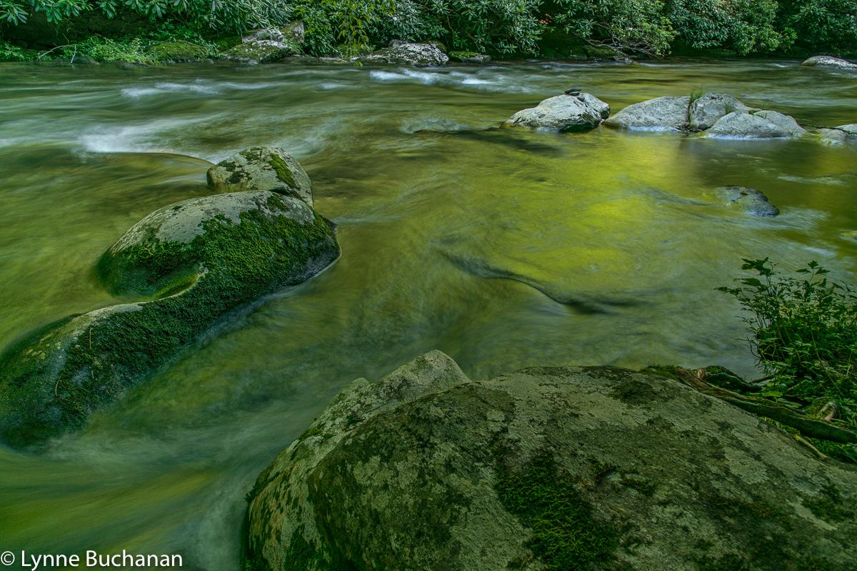 Deep Creek at the Golden Hour