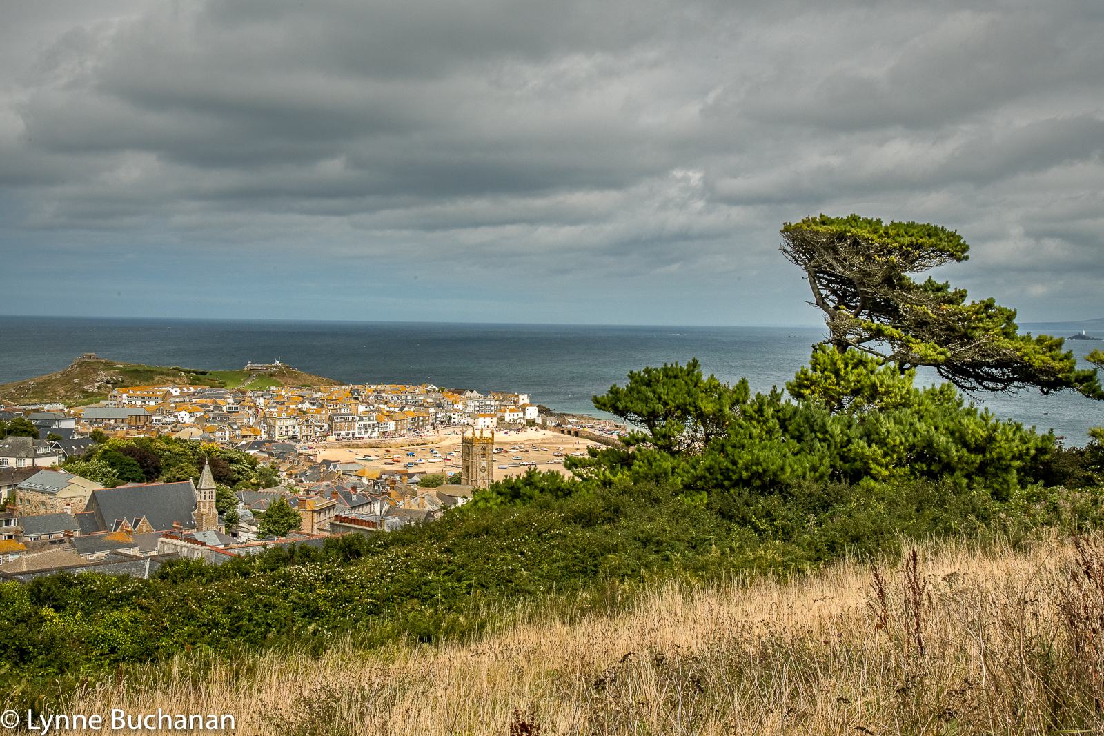 Penzance from the Hill