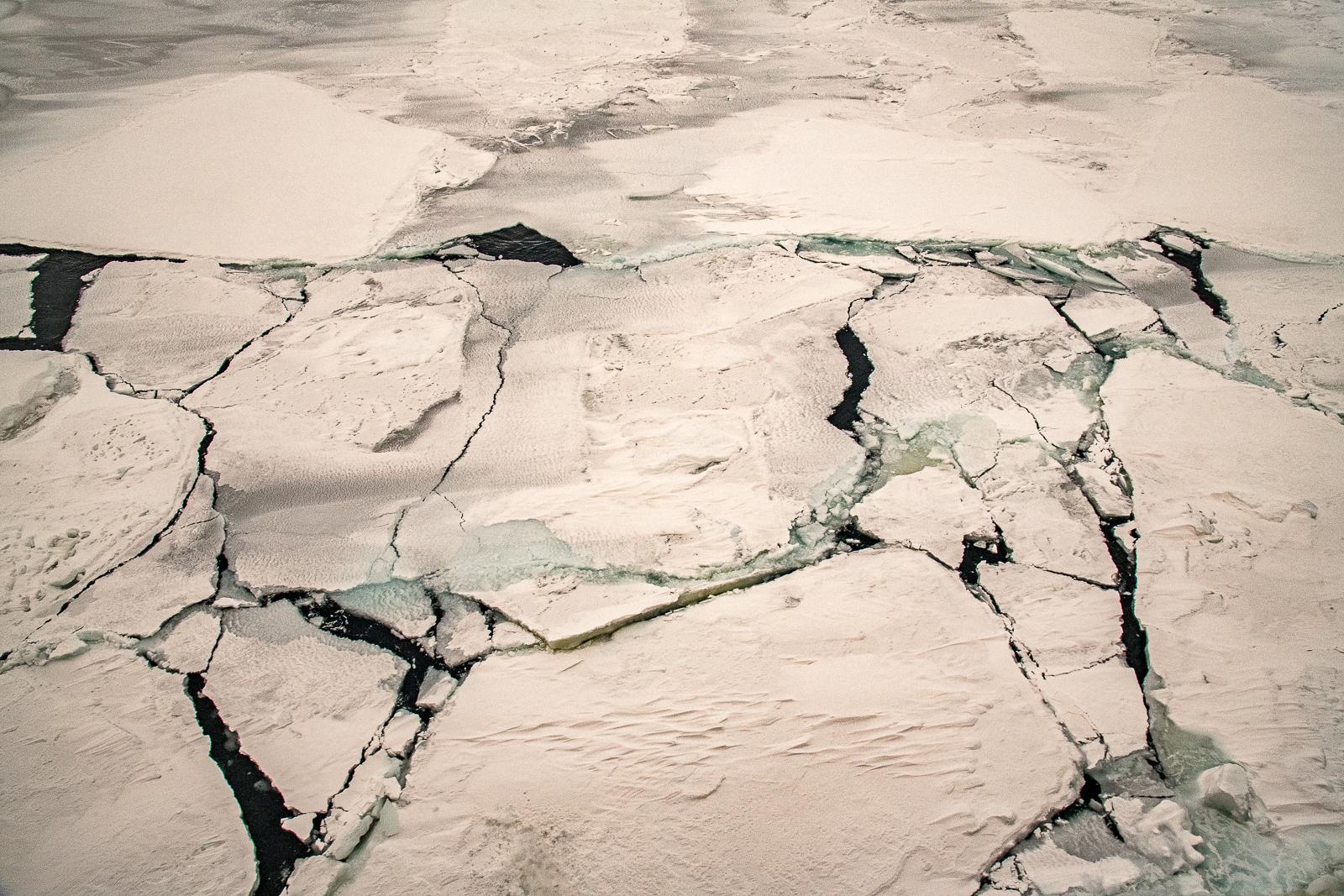 Antarctic Sea Ice Abstraction, Thinning Seasonal Ice