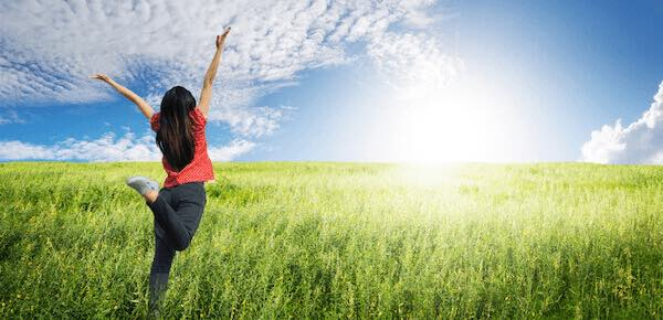 free woman fields