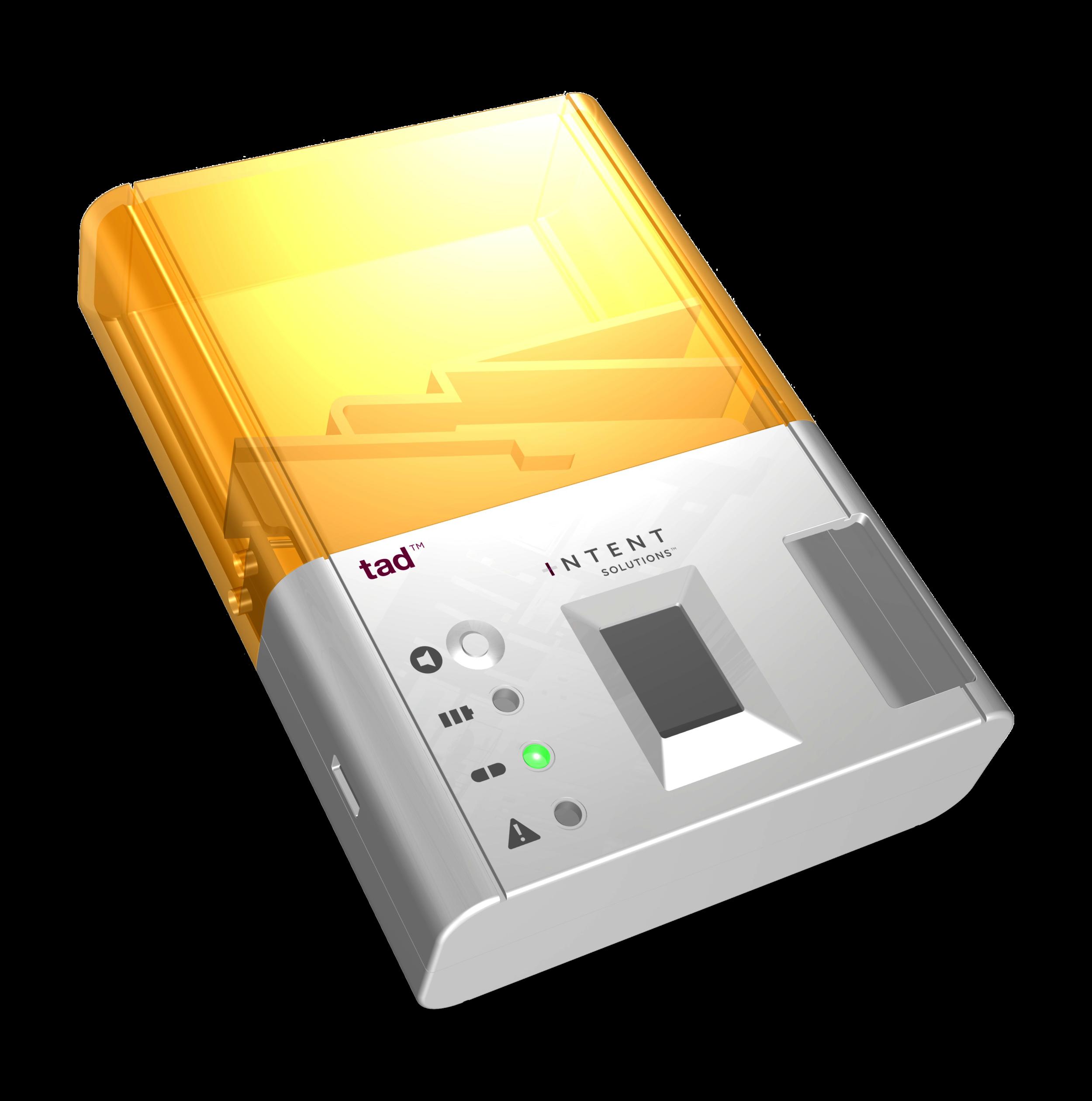 Intent Solutions Smart Portable Medication Dispenser