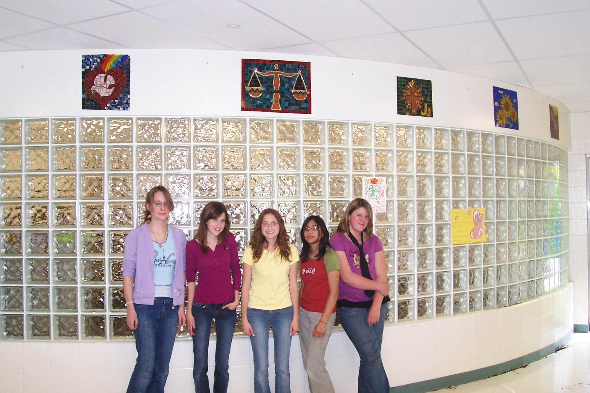 Proud Students