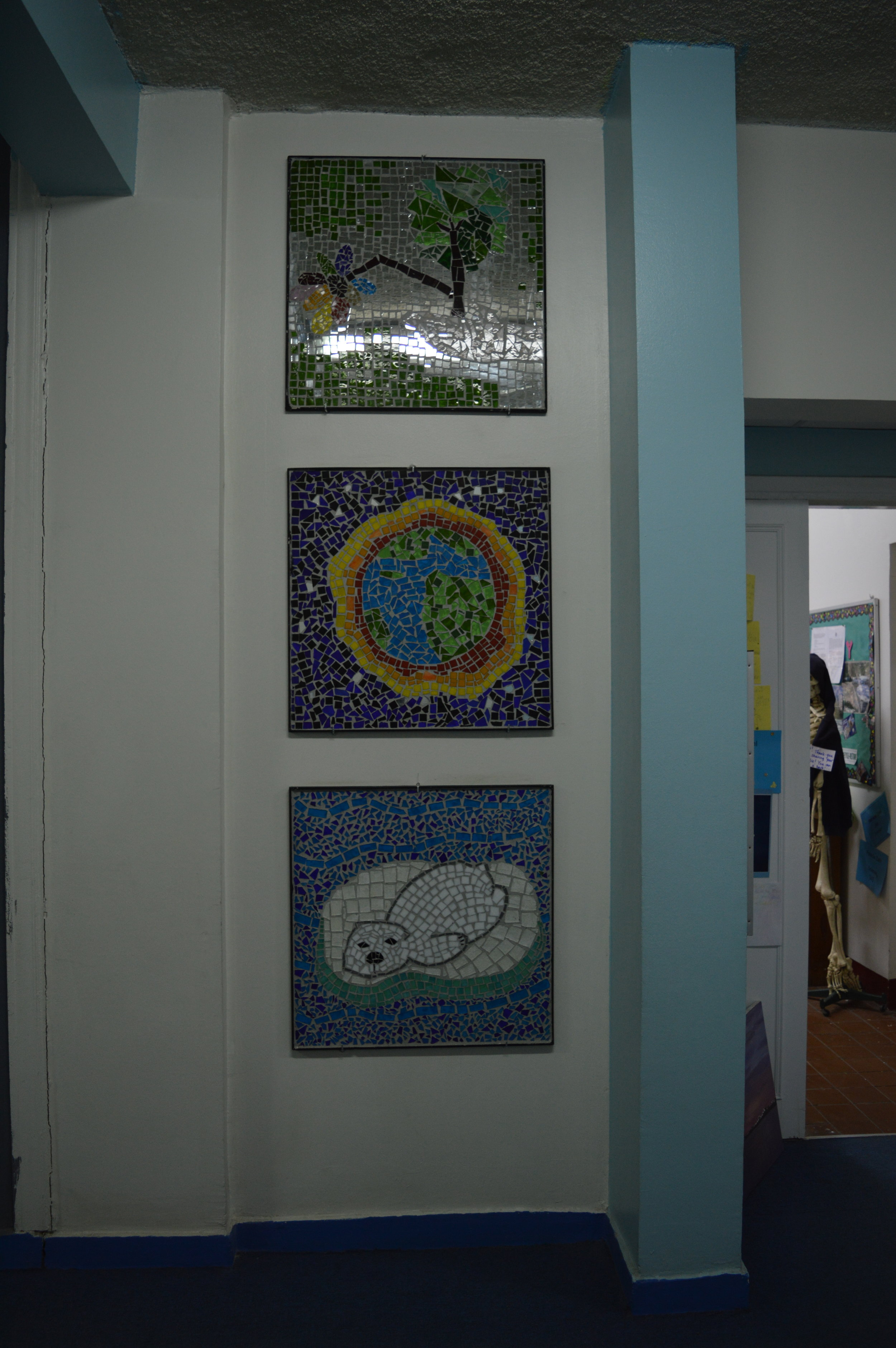 Environment Mosaics - AIS Cairo