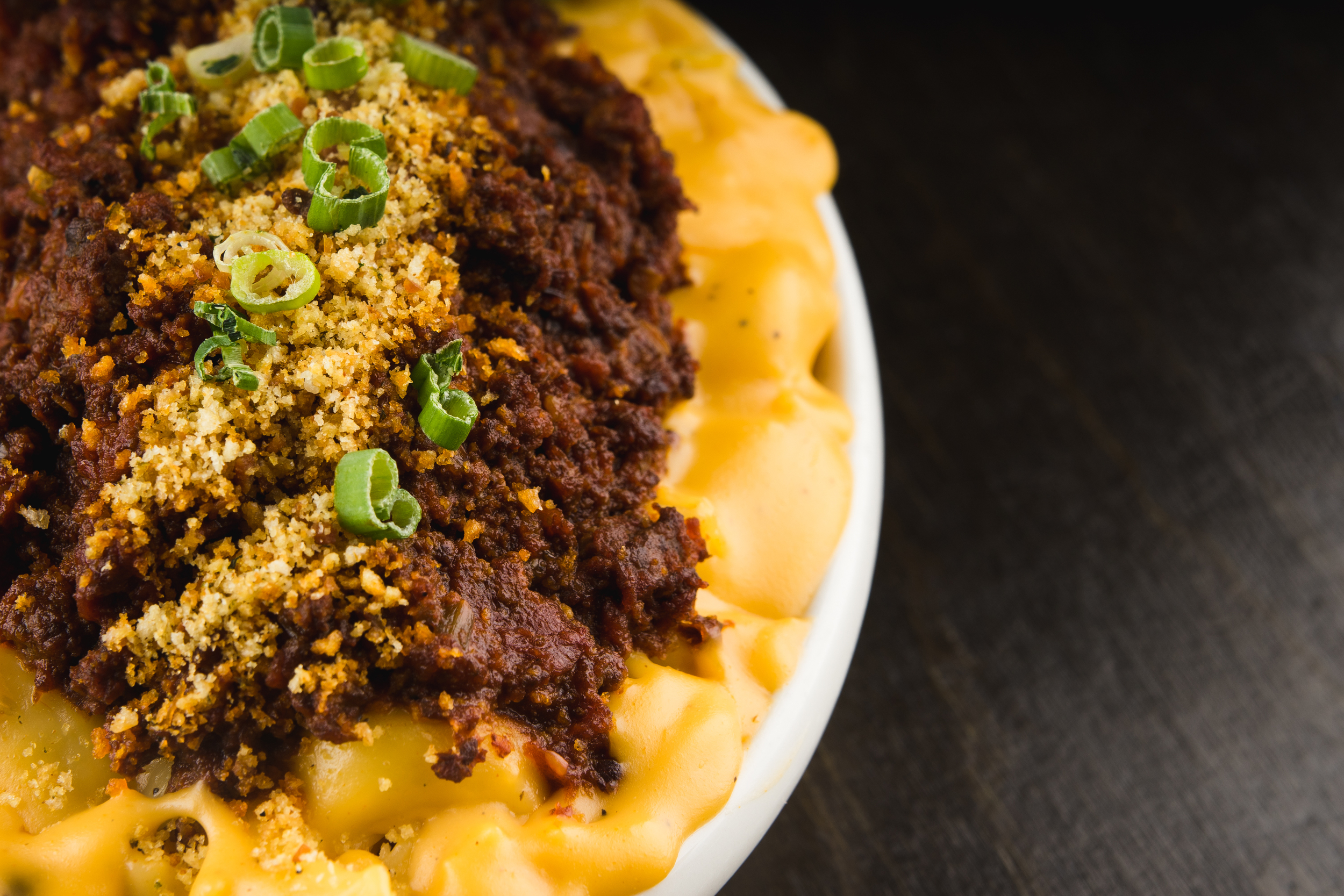 CHILI MAC n' CHEESE