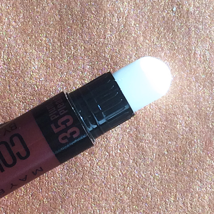 Maybelline Lip Studio Color Blur In 'Plum Please'