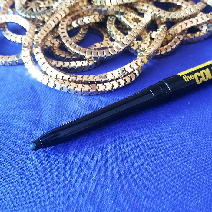 Maybelline Colossal Super Black Kajal